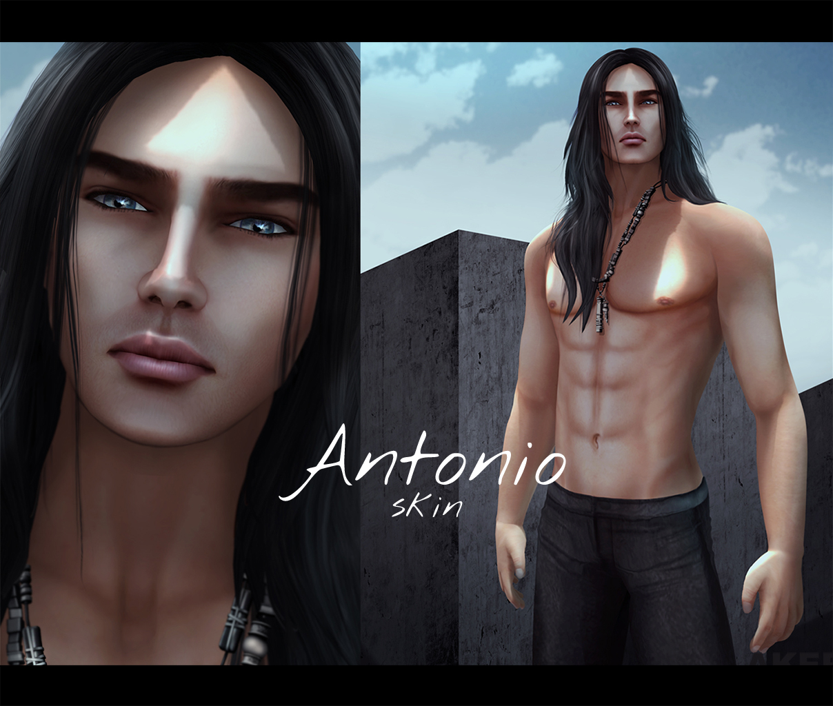 AKERUKA Antonio skin Released