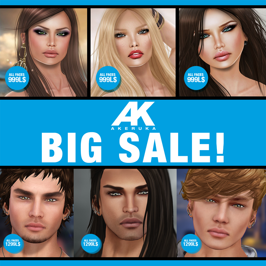 AK BIG SALE Full